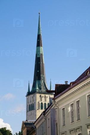 Олавинлинна церковь в Таллинне