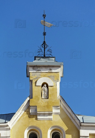 Старый дом в Таллинне