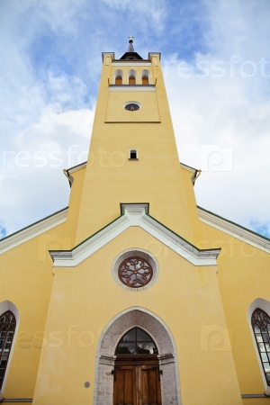 Церковь Иоанна Богослова в Таллинне