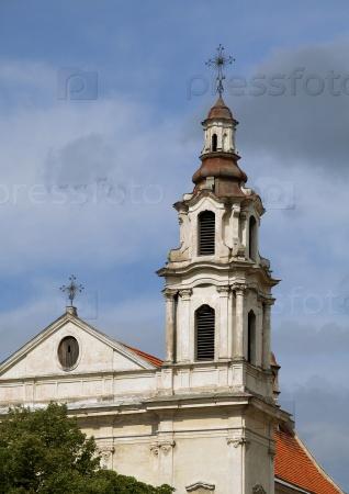 Церковь Святого Архангела Рафаила в Вильнюсе