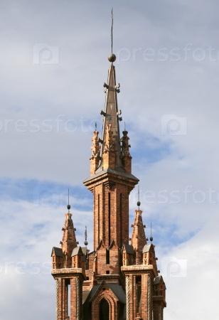 Церковь Святой Анны в Вильнюсе, Литва