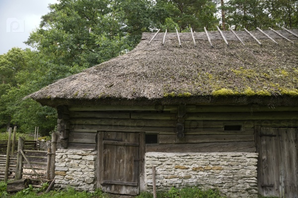 Дом в музее под открытым небом Рокка-аль-Маре, Таллинн
