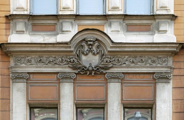 Балкон в классическом стиле, Санкт-Петербург
