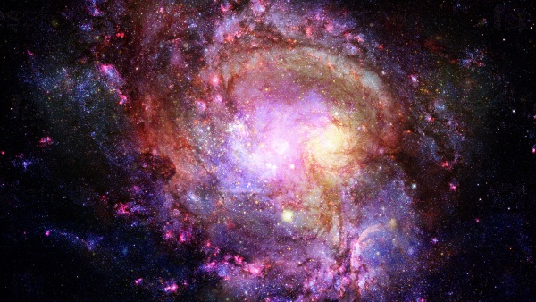 Звездный глубокий космос