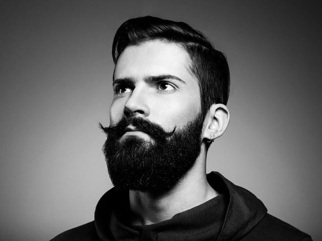 Бороды и усы
